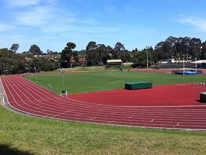 Tom Kelly Athletics Track Availability