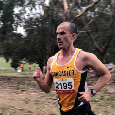 Coach profile picture for Doncaster Athletics Running Coach Mike Rennie